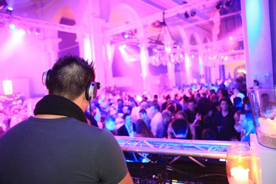 Bruiloft DJ huren