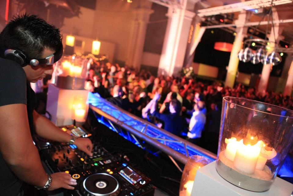 DJ huren voor uw bruiloft feest
