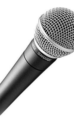 Shure sm58 microfoon huren