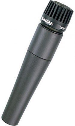Shure sm57 microfoon huren