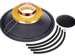 Recone speaker reparatie