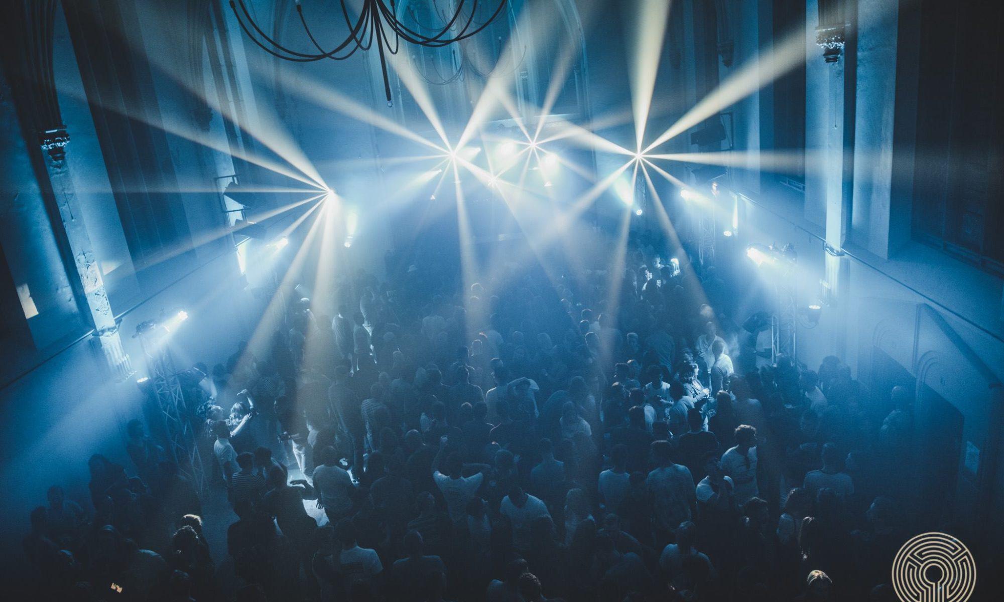 licht en geluid verhuur festival