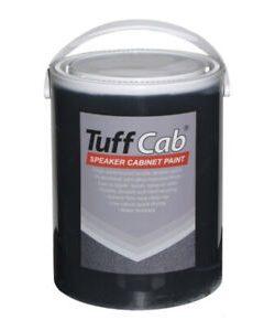 Tuff Cab speaker verf