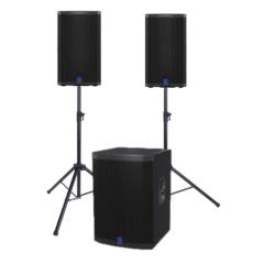 speakerset huren 2